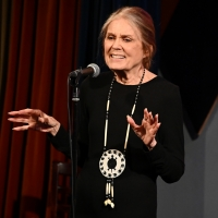 Photo Flash: Gloria Steinem and More at Ms. Foundation for Women's Comedy Night at Carolines on Broadway
