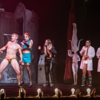 Photo Coverage: First look at THE ROCKY HORROR SHOW at the Garden Theatre Photo