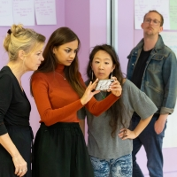 Photo Flash: Inside Rehearsal For MEPHISTO (A RHAPSODY) at the Gate Theatre Photo