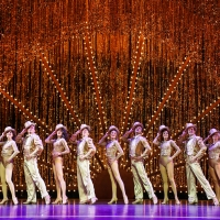 Photo Flash: First Look at TUTS' A CHORUS LINE