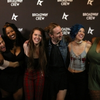 Photo Flash: Broadway Crew Celebrates Its One Year Anniversary