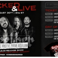 SEETHER Announces Worldwide Livestream Concert Event August 30 Photo