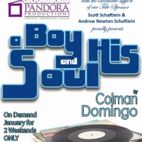 Pandora Productions Presents the Regional Premier Of A BOY AND HIS SOUL By Colman Dom Photo