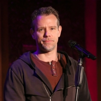 Adam Pascal to Appear on IT'S SHOWTIME WITH RIKKI LEE Photo