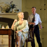 Photo Flash: First Look at Lindsay Duncan and Alex Jennings in HANSARD at the National Theatre