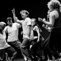 Photo Flash: Inside Rehearsal For BACK TO THE FUTURE the Musical Photo