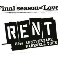 RENT 25th Anniversary Farewell Tour Announces Cast Photo
