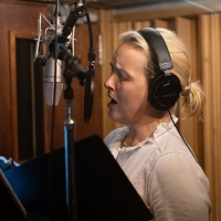 Photos: In the Studio with Alice Ripley Recording KALEVALA THE MUSICAL Photo