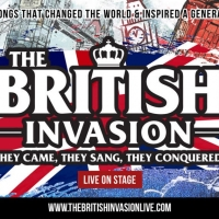 THE BRITISH INVASION Comes to DPAC in March 2022 Photo
