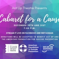 Act Up Theatre Presents 'Cabaret for a Cause' Photo