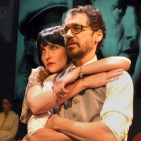 Photo Flash: Padua Playwrights Presents the NYC Premiere MAYAKOVSKY AND STALIN Photos