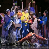 SOUND OF THE SILK ROAD to Premiere at Xi'an China's Shaanxi Grand Theater This Month Photo
