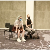 Photos: Inside Rehearsals For TUESDAY NIGHT 3:30 AM By Lucy Gladstone