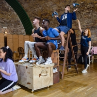 Photo Flash: Rehearsals Are Underway for THE WIND IN THE WILLOWS at the Turbine Theat Photo