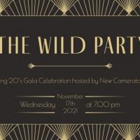 New Camerata Opera Announces THE WILD PARTY, A Roaring '20s Gala Celebration At Bar B Photo
