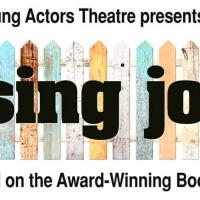 CROSSING JORDAN Enters Final Weekend At Young Actors Theatre Photo