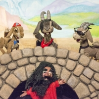 THE THREE BILL GOATS GRUFF Drive-In Puppet Show Comes to The Great Arizona Puppet The Photo
