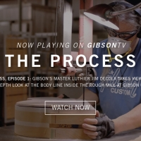 "Gibson's THE PROCESS Wins 2020 Silver Telly Award For ""Best Webseries: Documentary"" Photo"