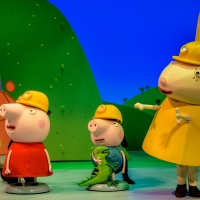 Photo Flash: PEPPA PIG'S BEST DAY EVER Tour Launches This Month! Photos