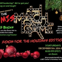 Casting Announced For THE MISMATCH GAME: ZOOM FOR THE HOLIDAYS EDITION Photo
