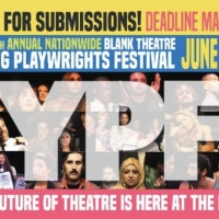 Submissions Now Open For The Blank Theatre's 29th Annual Nationwide Young Playwrights Photo