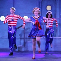 Photo Flash: The Off Broadway Palm Presents The Tap-Happy DAMES AT SEA Photo