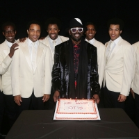 Photo Flash: AIN'T TOO PROUD Celebrates Otis Williams' Birthday! Photo