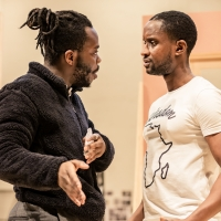 Photo Flash: Take a Look Inside Rehearsals for the National Theatre's THREE SISTERS Photo