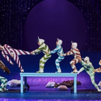 'TWAS THE NIGHT BEFORE… By Cirque Du Soleil Will Return This Holiday Season Photo
