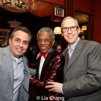Photo Flash: Andre De Shields, Philip Pearlstein, and Sandra DiPasqua Receive 2019 F Photo