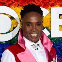 Confirmed: Billy Porter Will Play the Fairy Godmother in Upcoming CINDERELLA Film