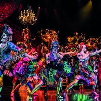 Photos: First Look at Killian Donnelly,Lucy St. Louis, and the West End Cast of THE Photo