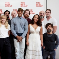 Photo Flash: Go Inside Rehearsals fore The New Group's CYRANO, with Peter Dinklage! Photo