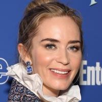 Emily Blunt Joins Christopher Nolan's OPPENHEIMER Photo
