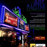 Los Feliz Theater Will Reopen in July Photo
