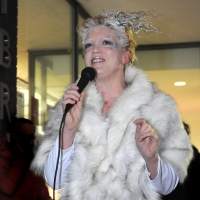 Photo Flash: The Cast of THE SNOW QUEEN Turned On Finsbury Park Festive Lights Photo