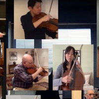 VIDEO: NY Philharmonic Players Pay Tribute to Healthcare Workers