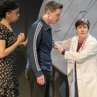 Photo Flash: First Look at Sheffield Theatres' and English Touring Theatre's REASONS TO STAY ALIVE Photos