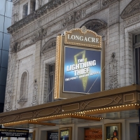 Up On The Marquee: THE LIGHTNING THIEF Comes to Broadway Photos