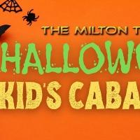 The Milton Theatre Presents Quayside @ Nite Halloween Kid's Cabaret Photo
