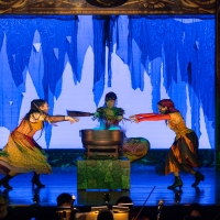 Photo Flash: First Look at the National Yiddish Theatre Folksbiene's THE SORCERESS