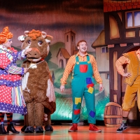 Photos/Video: First Look at Godalming's JACK AND THE BEANSTALK at The Borough Hall