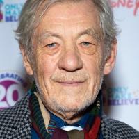 Ian McKellen's Donations to British Theatre Tops £5m Photo