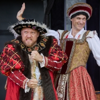 Photo Flash: HORRIBLE HISTORIES: BARMY BRITAIN Opens at Henley's Car Park Party Photo