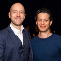 Photo Coverage: Derren Brown Previews Broadway-Bound SECRET!