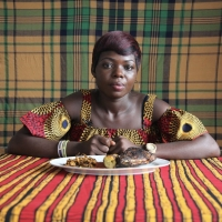 Times Square Arts Presents Zina Saro-Wiwa's 'Table Manners' For November Midnight Mom Photo