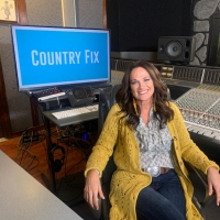 Alecia Nugent Kicks Off Two-Week Guest Host Run On COUNTRY FIX Today Photo