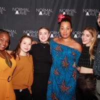 Photo Flash: Opening Night Of Lily Houghton's THE WOMAN CAME THE BEGINNING OF SIN AND THROUGH HER WE ALL DIE