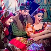 Photo Flash: First Look at Production Photos of Charles Court Opera's THE NATIVITY PANTO