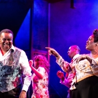 Photo Flash: First Look at BLUES IN THE NIGHT at Kiln Theatre Photo